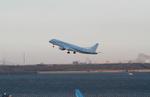 マスターMさんが、羽田空港で撮影したエア・ワン・アビエーション ERJ-190-100 ECJ (Lineage 1000)の航空フォト(写真)