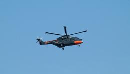 なまくら はげるさんが、厚木飛行場で撮影した海上自衛隊 CH-101の航空フォト(写真)