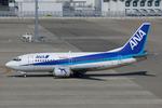 Scotchさんが、中部国際空港で撮影したANAウイングス 737-5Y0の航空フォト(写真)