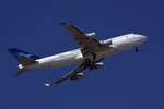 Lekiさんが、成田国際空港で撮影したガルーダ・インドネシア航空 747-4U3の航空フォト(飛行機 写真・画像)