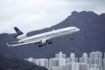 啓徳空港 - Kai Tak Airport [HKG/VHHH]で撮影されたマンダリン航空 - Mandarin Airlines [AE/MDA]の航空機写真