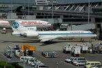 RUSSIANSKIさんが、関西国際空港で撮影したウラジオストク航空 Tu-154Mの航空フォト(飛行機 写真・画像)