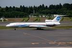 RUSSIANSKIさんが、成田国際空港で撮影したウラジオストク航空 Tu-154Mの航空フォト(写真)