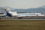 RUSSIANSKIさんが、北京首都国際空港で撮影したシベリア航空 Tu-154Mの航空フォト(飛行機 写真・画像)
