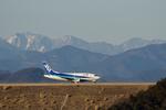 xxxxxzさんが、静岡空港で撮影したANAウイングス 737-54Kの航空フォト(飛行機 写真・画像)