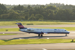 xxxxxzさんが、成田国際空港で撮影したアイベックスエアラインズ CL-600-2C10 Regional Jet CRJ-702の航空フォト(写真)