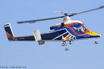Chofu Spotter Ariaさんが、東京ヘリポートで撮影したアカギヘリコプター K-1200 K-Maxの航空フォト(飛行機 写真・画像)