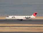 アイスコーヒーさんが、羽田空港で撮影したジェイ・エア CL-600-2B19 Regional Jet CRJ-200ERの航空フォト(飛行機 写真・画像)