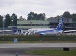 たにかわさんが、ボーイングフィールドで撮影した全日空 787-8 Dreamlinerの航空フォト(写真)