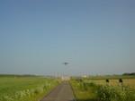 ☆NSさんが、帯広空港で撮影した全日空の航空フォト(写真)