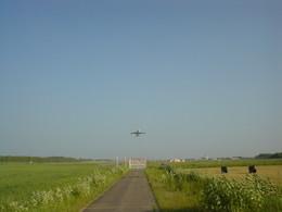 ☆NSさんが、帯広空港で撮影した全日空の航空フォト(飛行機 写真・画像)