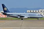 jun☆さんが、名古屋飛行場で撮影したスカイ・アヴィエーション 737-2W8/Advの航空フォト(写真)