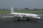 Scotchさんが、名古屋飛行場で撮影したタロム航空 Il-18Dの航空フォト(写真)