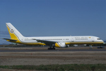 Scotchさんが、名古屋飛行場で撮影したロイヤルブルネイ航空 757-2M6の航空フォト(飛行機 写真・画像)