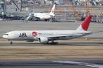 shunkewingさんが、羽田空港で撮影した日本航空 777-246/ERの航空フォト(飛行機 写真・画像)