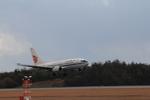 ふじいあきらさんが、広島空港で撮影した中国国際航空 737-79Lの航空フォト(飛行機 写真・画像)
