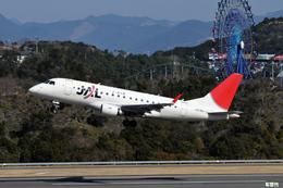 南紀白浜空港 - Nanki Shirahama Airport [SHM/RJBD]で撮影されたジェイ・エア - J-AIR [JLJ]の航空機写真