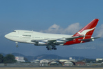Scotchさんが、名古屋飛行場で撮影したカンタス航空 747SP-38の航空フォト(飛行機 写真・画像)