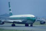 Scotchさんが、名古屋飛行場で撮影したキャセイパシフィック航空 707-351Cの航空フォト(飛行機 写真・画像)