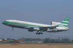 Scotchさんが、名古屋飛行場で撮影したキャセイパシフィック航空 L-1011-385-1 TriStar 1の航空フォト(写真)