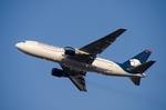 パンダさんが、成田国際空港で撮影したアエロメヒコ航空 767-283/ERの航空フォト(飛行機 写真・画像)