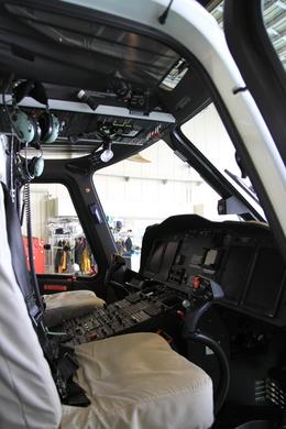ふじいあきらさんが、広島空港で撮影した広島県防災航空隊 AW139の航空フォト(写真)