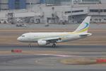 羽田空港 - Tokyo International Airport [HND/RJTT]で撮影されたコムラックス・マルタ - Comlux Malta [MLM]の航空機写真