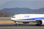 meijeanさんが、高松空港で撮影した全日空 777-281の航空フォト(写真)