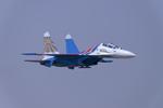 サビさんが、ylkで撮影したスホーイ・シビル・アビエーション Su-27の航空フォト(写真)