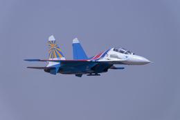 サビさんが、ylkで撮影したスホーイ・シビル・アビエーション Su-27の航空フォト(飛行機 写真・画像)