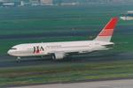 SKYLINEさんが、羽田空港で撮影した日本トランスオーシャン航空 767-246の航空フォト(飛行機 写真・画像)