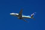 rjnsphotoclub-No.07さんが、静岡空港で撮影した全日空 737-781の航空フォト(写真)