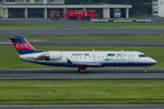 Scotchさんが、伊丹空港で撮影したアイベックスエアラインズ CL-600-2B19 Regional Jet CRJ-100LRの航空フォト(飛行機 写真・画像)