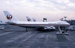 sin747さんが、羽田空港で撮影した日本航空 747SR-46の航空フォト(写真)