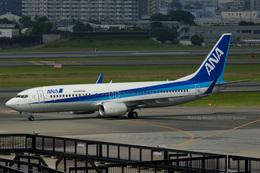 Scotchさんが、伊丹空港で撮影したエアーニッポン 737-881の航空フォト(飛行機 写真・画像)