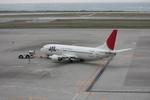 delawakaさんが、那覇空港で撮影した日本トランスオーシャン航空 737-429の航空フォト(飛行機 写真・画像)