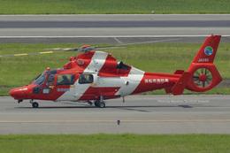 Scotchさんが、伊丹空港で撮影した浜松市消防航空隊 AS365N3 Dauphin 2の航空フォト(飛行機 写真・画像)