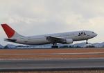 ふじいあきらさんが、広島空港で撮影した日本エアシステム A300B4-622Rの航空フォト(飛行機 写真・画像)