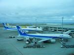 キャッチャーさんが、那覇空港で撮影した全日空 767-381の航空フォト(写真)