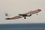 アイスコーヒーさんが、中部国際空港で撮影した中国東方航空 A320-214の航空フォト(飛行機 写真・画像)