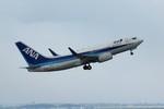 アイスコーヒーさんが、中部国際空港で撮影した全日空 737-781の航空フォト(写真)