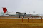 Kuuさんが、鹿児島空港で撮影した日本エアコミューター DHC-8-402Q Dash 8の航空フォト(写真)