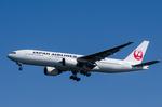 パンダさんが、羽田空港で撮影した日本航空 777-289の航空フォト(写真)