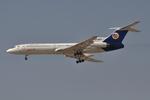 RUSSIANSKIさんが、ドバイ国際空港で撮影したカスピアン・エアラインズ Tu-154Mの航空フォト(飛行機 写真・画像)