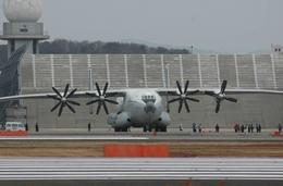 ★グリオさんが、伊丹空港で撮影したアントノフ・エアラインズ An-22 Anteiの航空フォト(写真)