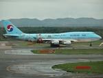Dojalanaさんが、新千歳空港で撮影した大韓航空 747-4B5の航空フォト(飛行機 写真・画像)