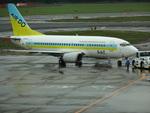 Dojalanaさんが、新千歳空港で撮影したAIR DO 737-54Kの航空フォト(写真)