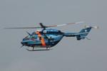 アイスコーヒーさんが、名古屋飛行場で撮影した愛知県警察 BK117C-1の航空フォト(写真)