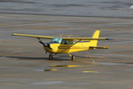 アイスコーヒーさんが、名古屋飛行場で撮影した大阪航空 172P Skyhawkの航空フォト(飛行機 写真・画像)