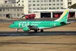 アイスコーヒーさんが、名古屋飛行場で撮影したフジドリームエアラインズ ERJ-170-100 SU (ERJ-170SU)の航空フォト(飛行機 写真・画像)